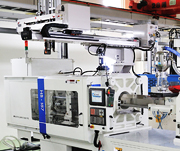 Horizontal Injection Machines